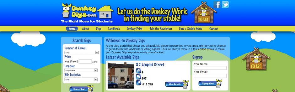 donkeydigs